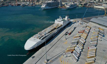 Trieste, piattaforma logistica: concessione di 31 anni a HHLA PLT Italy