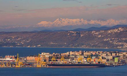 Porto di Trieste, quadrimestre in crescita per container, Ro-Ro e ferrovia