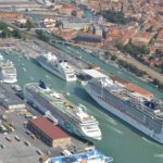 Venice, cruises start again, but from Porto Marghera