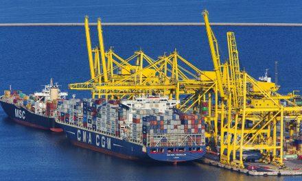 CMA CGM lancia TMX 3, nuovo servizio tra Turchia, Trieste, Capodistria e Venezia