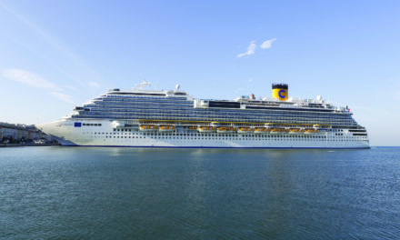 Trieste and Monfalcone host Venice's cruises ships