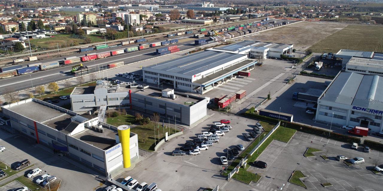 Interporto Pordenone conferma la governance: annunciati nuovi treni