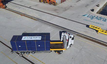 Porto di Fiume, Rhenus acquisisce Log Adria per espandersi in Croazia