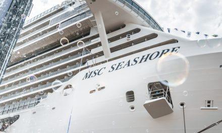 Monfalcone, Fincantieri consegna MSC Seashore, la più grande nave costruita in Italia