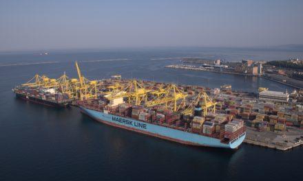 Trieste, TMT fa un record nei project cargo, ma calano i container (-7,5%)