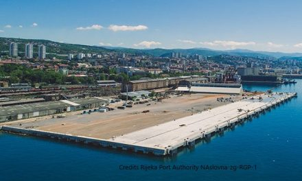 Apm Terminals (Maersk) will manage the new container terminal in Rijeka
