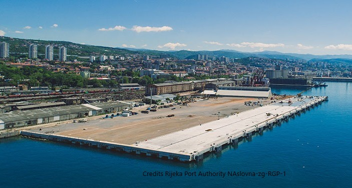 Apm Terminals (Maersk) gestirà il nuovo terminal container di Fiume