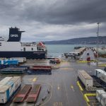 Ports of Trieste and Monfalcone, traffic recovering in the half-year