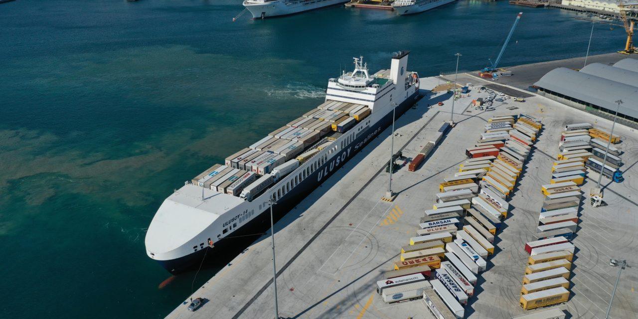 HHLA, lieve crescita dei container (+0,7%) nel primo semestre 2021