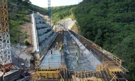 Koper-Divača, work on the railway serving the port is in full swing