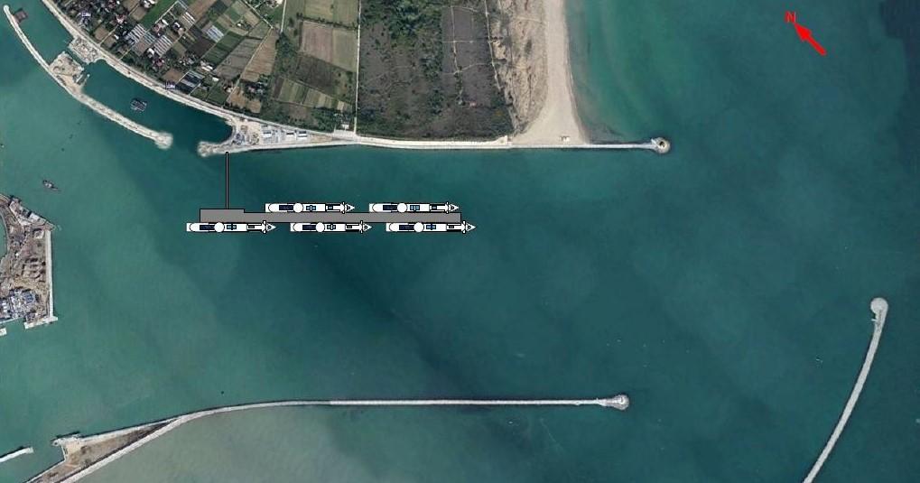 Venezia, Senato approva decreto crociere e Duferco ripropone terminal al Lido