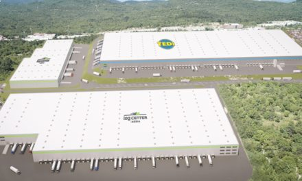 A logistic park to serve the ports of Koper and Trieste
