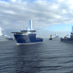 Fincantieri-Vard: two support vessels for the offshore wind sector