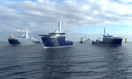 Fincantieri-Vard: due navi appoggio per il settore eolico offshore