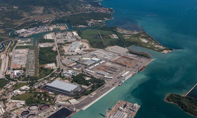 Porto di Monfalcone, primo ok per allungamento banchina