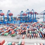 Cosco acquires 35% of the HHLA container terminal in Hamburg
