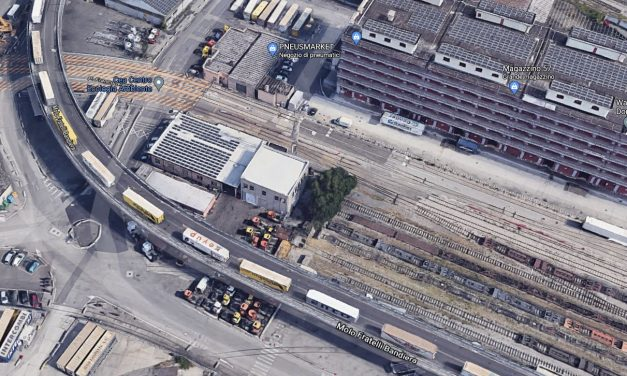 Il Porto di Trieste abbatte magazzini per far spazio ai treni