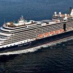 Venice, cruise ship at Vecon terminal in Marghera