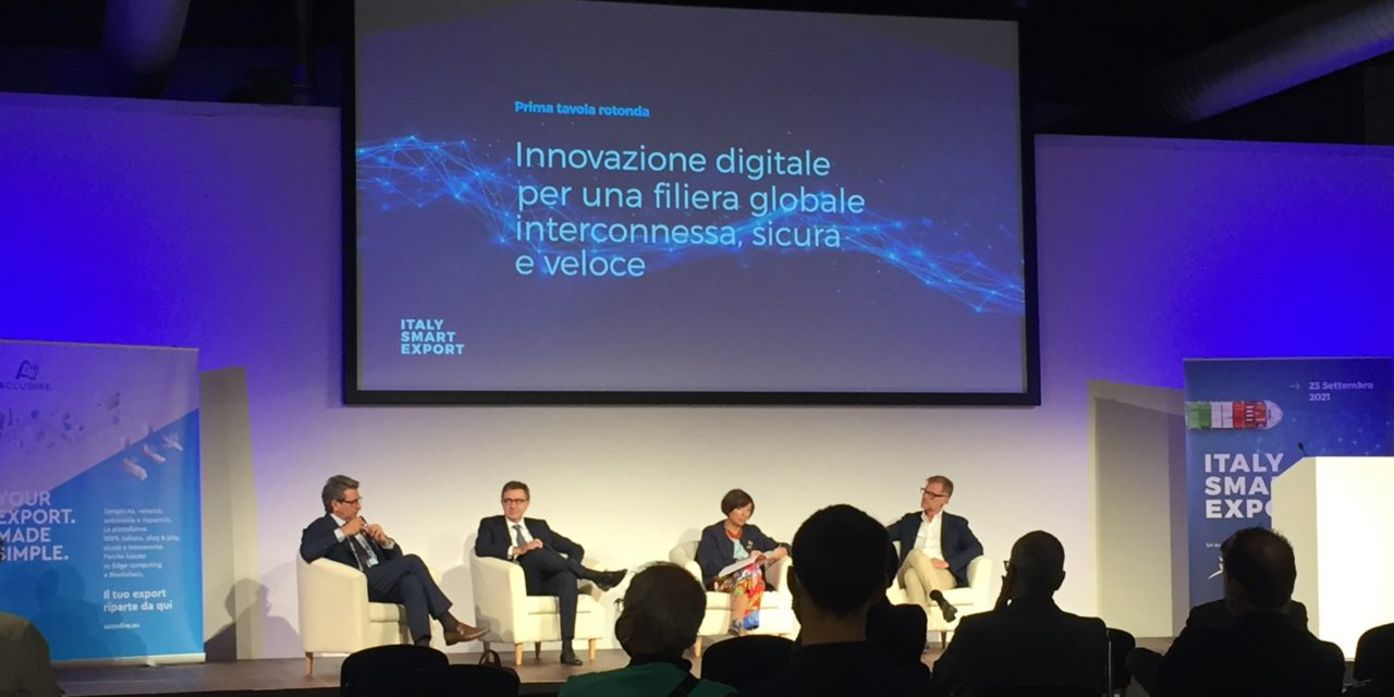 Trieste, a pilot project with Benetton to digitalise the logistics chain