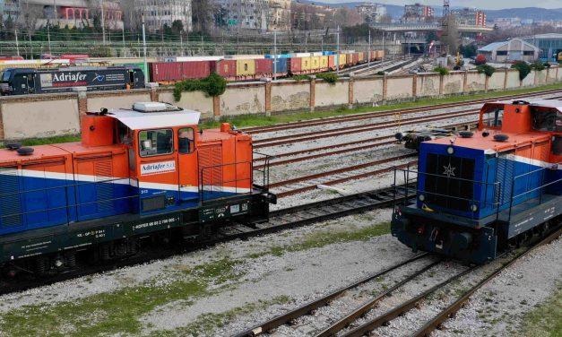 A Trieste Adriafer pronta a testare locomotore a idrogeno in partnership con Snam