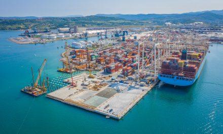 Luka Koper ha incontrato i rappresentanti di AP Moeller Maersk