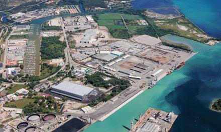 Acciaio e prodotti siderurgici in arrivo a Trieste e Monfalcone
