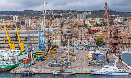 Porto di Fiume, pool di banche eroga prestito per investimenti da 10,5 milioni di euro