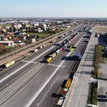 Port of Trieste, the railway connection with Interporto Pordenone has started