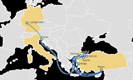 MSC lancia un nuovo servizio ferroviario da Trieste a Ludwigshafen
