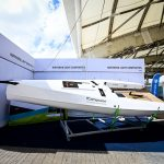 Ecoracer, sportboat green interamente riciclabile