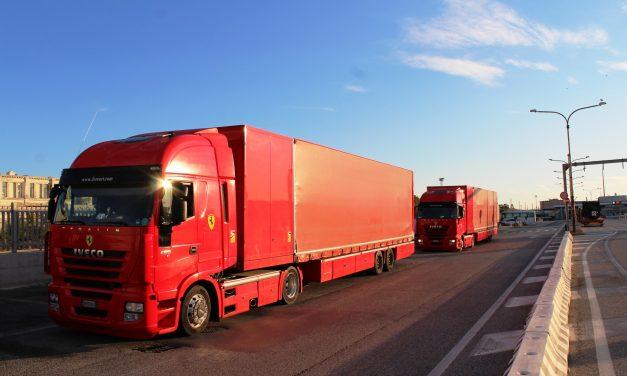 Porto di Trieste, Samer Seaports recupera la Formula 1