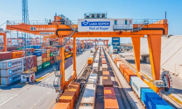 Porto di Capodistria, 3,3 milioni di euro di fondi UE per progetti di estensione dei moli